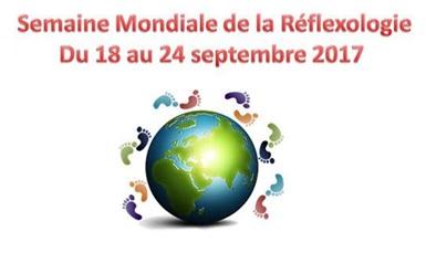 SEMAINE MONDIALE DE LA REFLEXOLOGIE